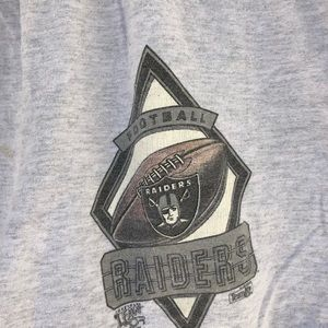 Vintage Shirts - Vintage l 1990's l Raiders Set